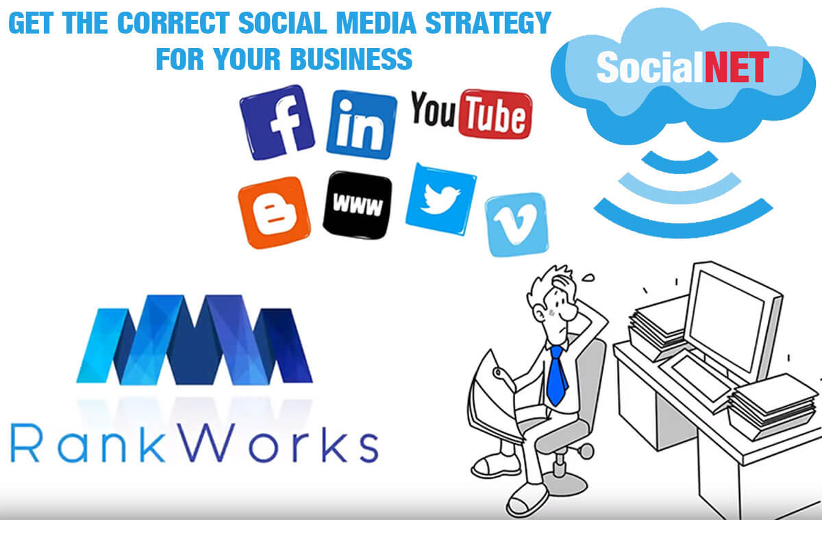 Social Network Management with dedicated specialists